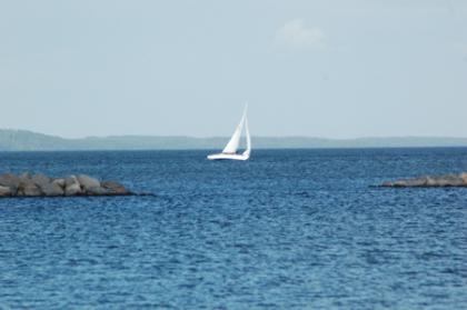Roxane sailing